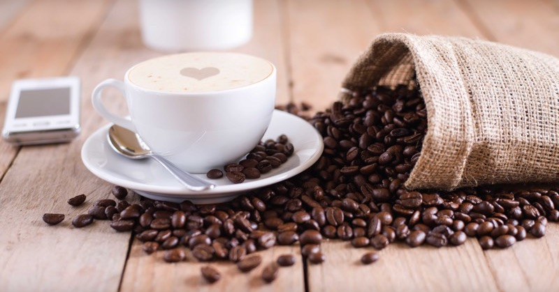 Health benefits of drinking coffee every day