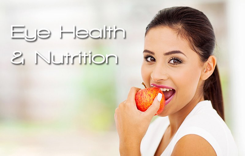 Link between eye health and nutrition yes vision change is a sensitive barometer of nutritional status of eye tissue