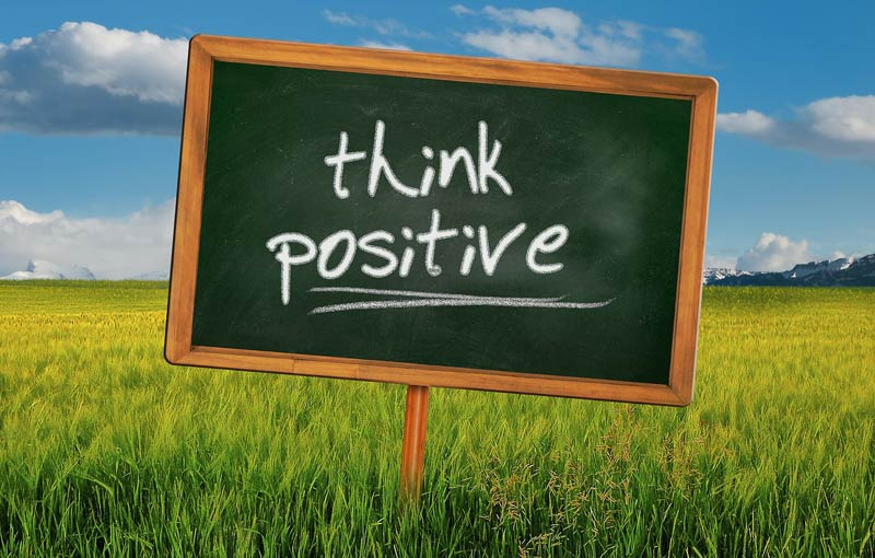 Health Benefits of Positive Thinking and Self-Talk